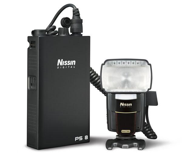 Duo Output Portable Flashgun Speedlite Power Battery Pack Batteries Pack Light