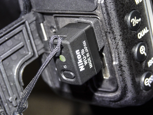 Nikon Wu 1b Wireless Mobile Adapter Smarten Up Your D600 And Nikon