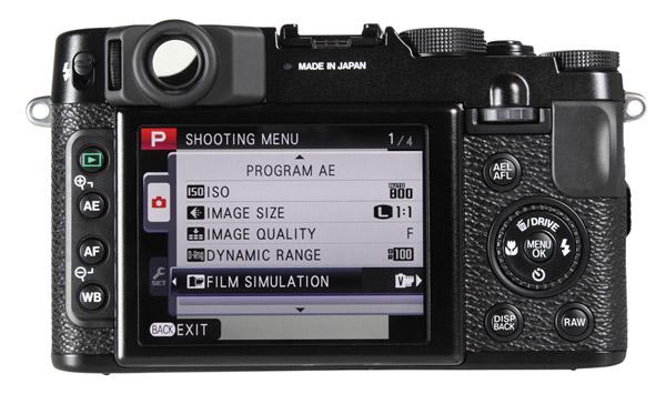 fuji x10 compact camera review shutterbug rh shutterbug com fuji x10 manual focus fuji x10 manual mode