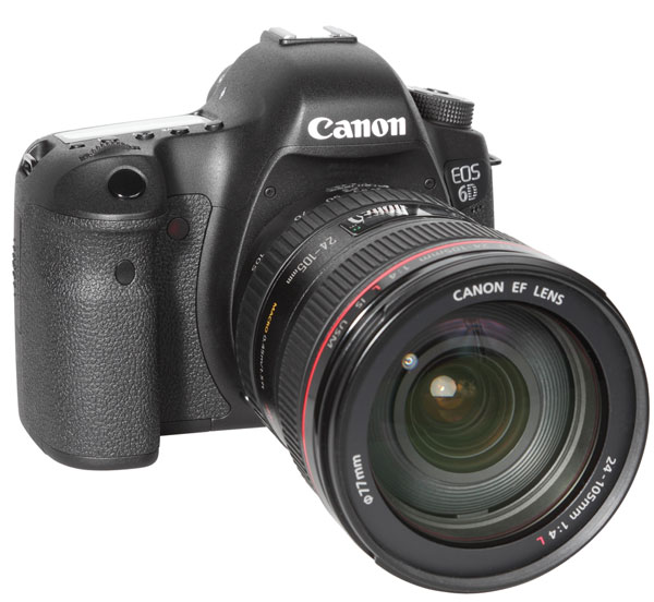 """Canon EOS 6D: A """"Full-Framer"""" With Broad Appeal 