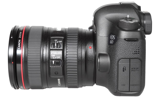 """Canon EOS 6D: A """"Full-Framer"""" With Broad Appeal   Shutterbug"""