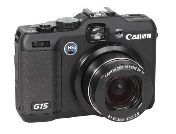 canon powershot g15 camera review shutterbug rh shutterbug com Canon G15 vs Sony RX100 Canon G15 Case