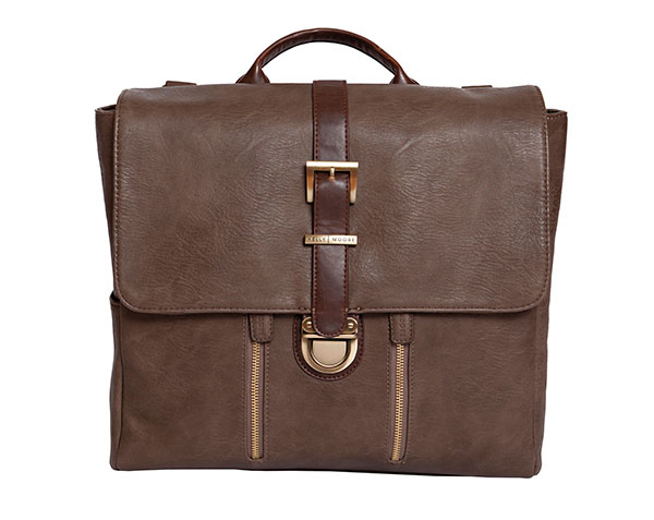 0ea32a2894b0 The supple leather has the feel of luxury, and, if appearances are more  important than practicality, you'll like this bag. Pricey, but worth it, ...