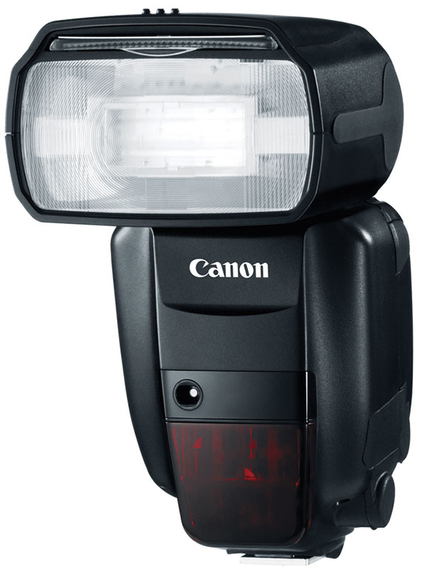 how to use canon speedlite 600ex rt off camera