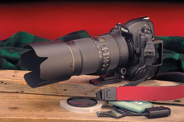 Nikon Af S Nikkor 80 400mm F 4 5 5 6g Ed Vr Lens