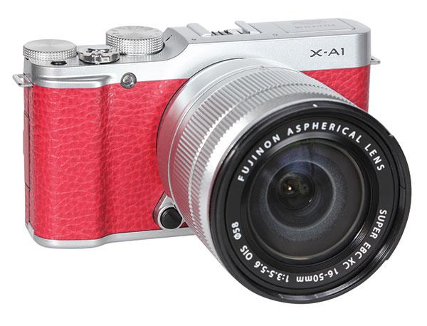 Fujifilm X A1 Mirrorless Camera Review Shutterbug