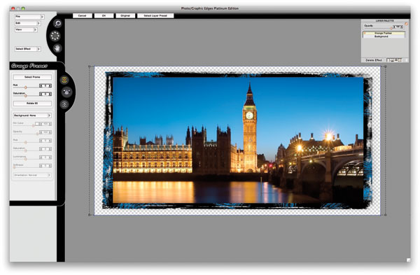 Digital Home Thoughts: Frame That Photo With Auto FX Photo