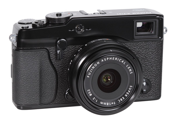 Fujifilm X-Pro1 Mirrorless Camera Review