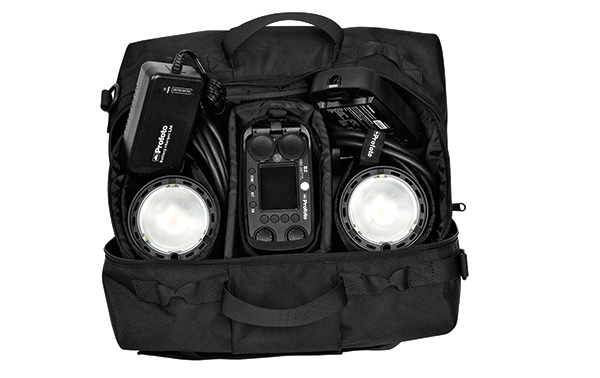 I had the opportunity to spend a couple of weeks with the Profoto B2 Location Kit. Said kit contains one power supply with two batteries two flash heads ...  sc 1 st  Shutterbug & Profoto B2 Lighting Review: This Small Light Really Packs A Punch ...