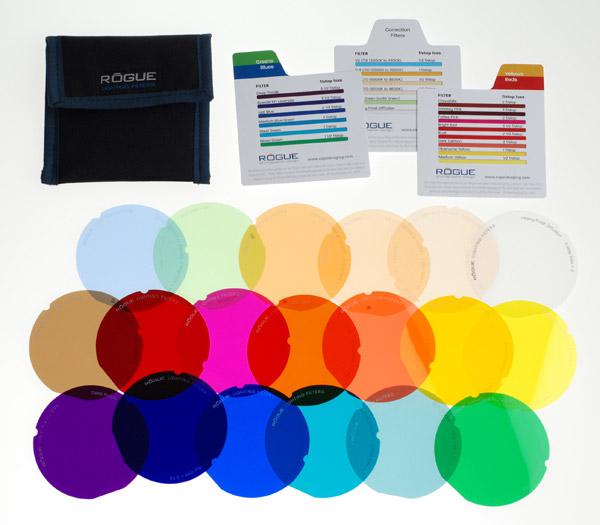 Color Correction Gels
