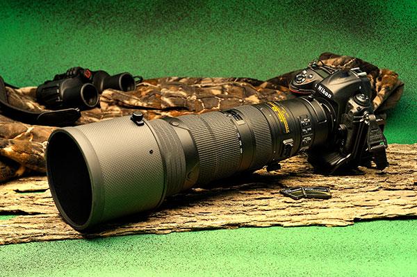 Nikon AF-S Nikkor 180-400mm f/4E TC1.4 FL ED VR Lens Review