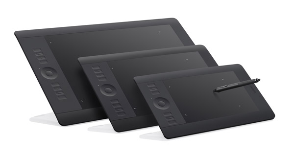 Wacom Intuos5 Tablet: An Essential Image-Editing Tool
