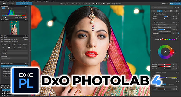 DxO PhotoLab 4 Photo Editing Software Review