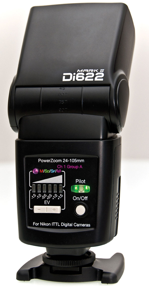 Nissin di622 ii vs. Nissin di866 ii: pc-sync, external battery.