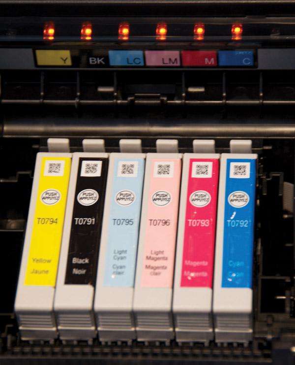 """Test Report Printers: The Epson Artisan 1430 A 13"""" Dye"""
