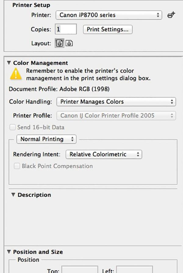 Canon PIXMA iP8720 13x19-Inch Inkjet Printer Review   Shutterbug