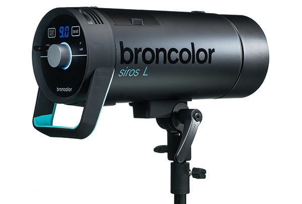 Broncolor Siros 800 L Lighting Review: This Portable