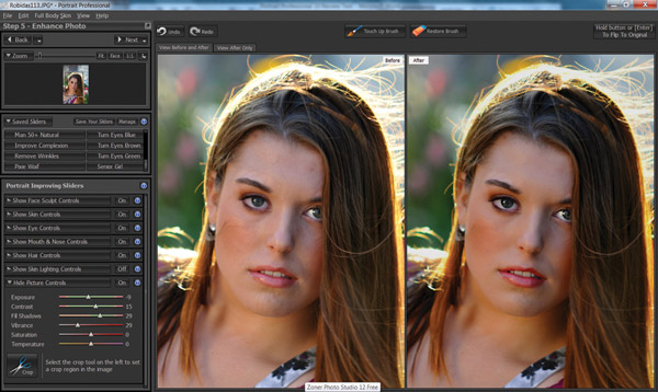 Portrait Professional 10 Software Review: Retouching Made Easy