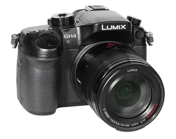 Panasonic Lumix DMC-GH4 Mirrorless Camera Review