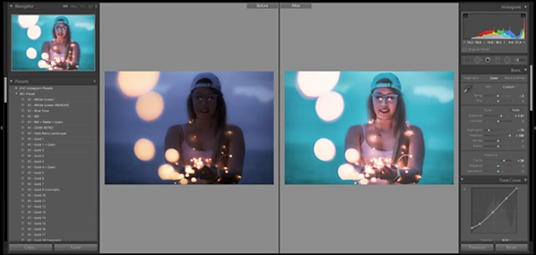"Learn to Create the Popular ""Brandon Woelfel"" Effect in Your"
