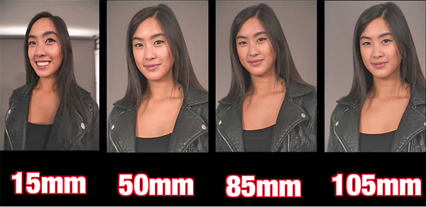 what s the best focal length for portrait photos one pro s answer