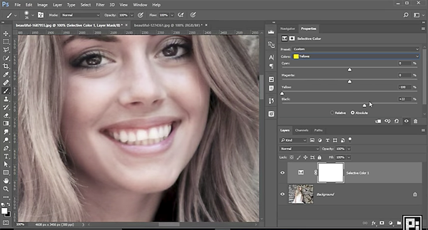 Make Portrait Subjects Look Their Best With These Photoshop Teeth