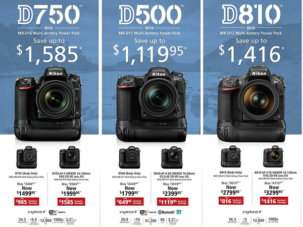 Check Out These Awesome Black Friday Deals on Nikon Cameras ...