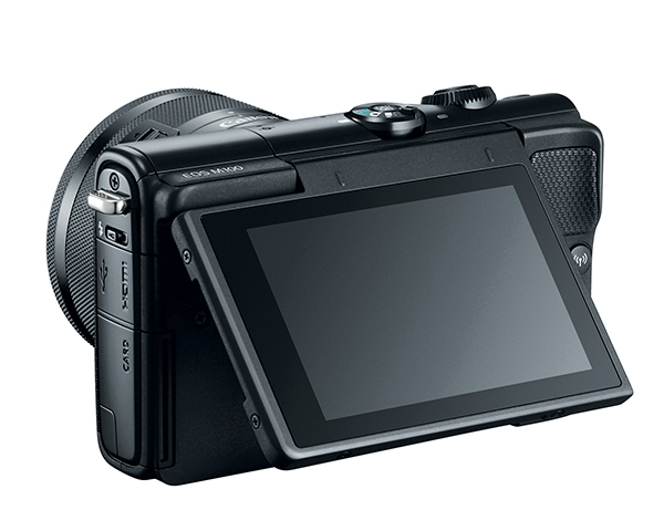 Canon Unveils EOS M100 Mirrorless Camera | Shutterbug