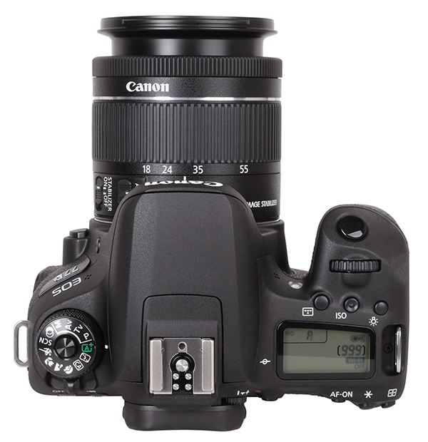 Canon EOS 77D DSLR Review | Shutterbug