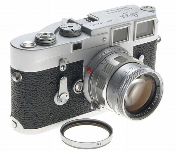 Our 5 Favorite 35mm Rangefinder Cameras (+1 Digital
