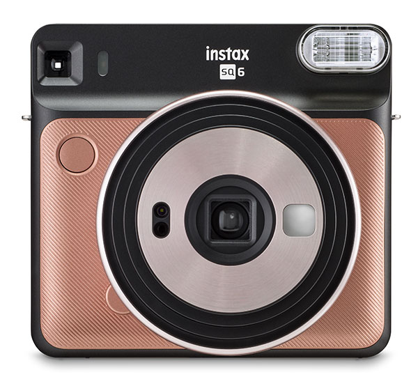 Fujifilm Intros First Square-Format Instax Analog Instant