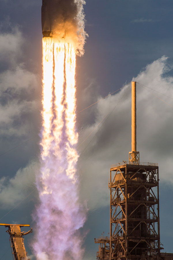 How to Shoot a SpaceX Rocket Launch: One Photographer's