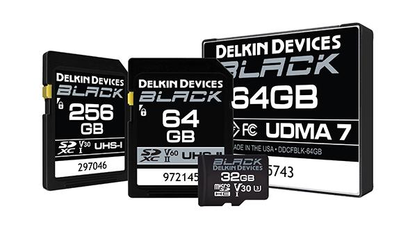 Delkin Devices Photo Memory Cards, Delkin Bargain Basement