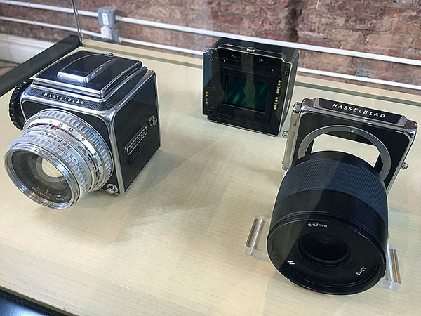 Hands-On with the New Hasselblad X1D II 50C Mirrorless Medium Format