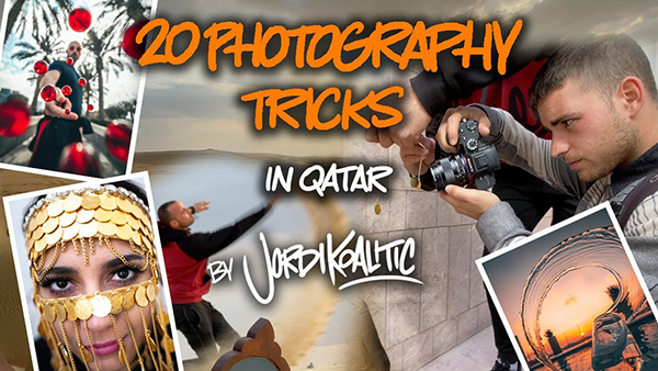 20 Awesome Photography Tricks that Will Astound Your Friends (VIDEO)