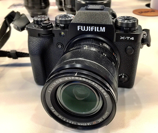 The Fujifilm X-T4 Mirrorless Camera Is Here: Hands-On First Look Review