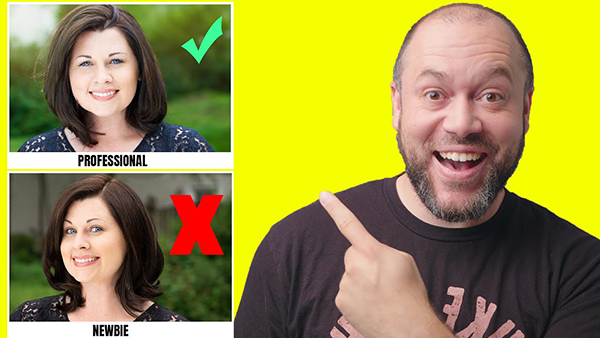5 (More) Portrait Photography Hacks You'll WISH You Knew Sooner (VIDEO)