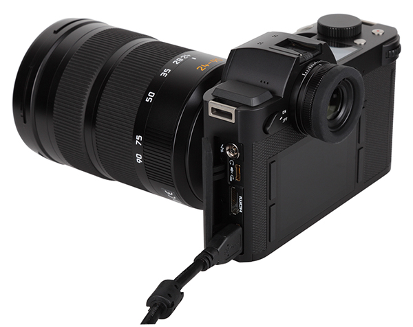 Leica SL Mirrorless Camera Review