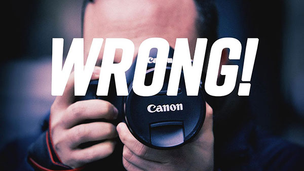 Photo Basics: 7 Ways You Are Using Your Camera WRONG!