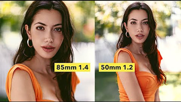 Here's What Portraits Look Like Shot with a 50mm F/1.2 vs an 85mm F/1.4 Lens. Which Did Better?