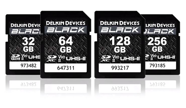 Delkin Devices Black SD Memory Cards Review