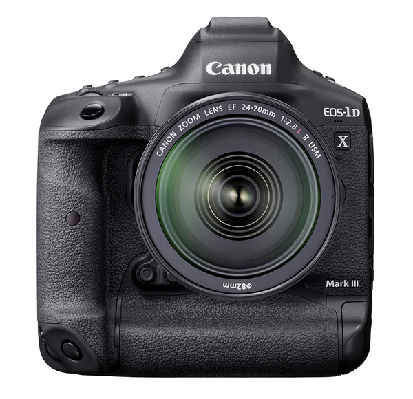 Here Is the New Canon EOS-1D X Mark III DSLR: Faster Speed, New Autofocus but Slightly Less Resolution