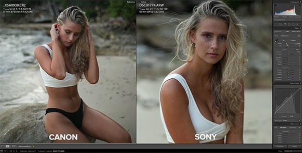 Canon Skin Tones vs Sony Skin Tones: Which Are Better? (VIDEO)