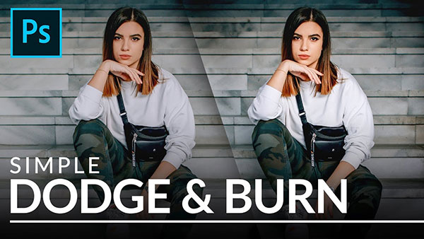 Here's How to Dodge & Burn in Photoshop Using a Simple Technique (VIDEO)