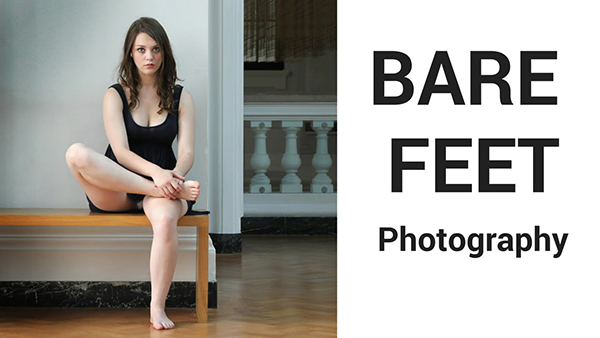 Here's How to Take Beautiful Photos of Bare Feet (VIDEO)