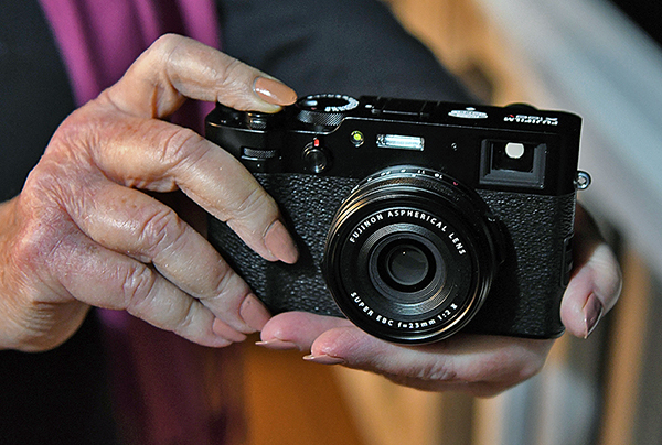 Fujifilm Unveils X100V Digital Camera; We Take This New Rangefinder-Style Compact for a Test Drive
