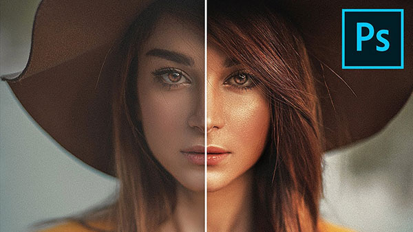 Give Your Portraits a Gorgeous Golden Shine Effect with This Photoshop Trick (VIDEO)