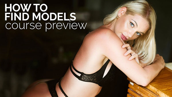 How to Find Models Anywhere for Your Photo Shoots (VIDEO)