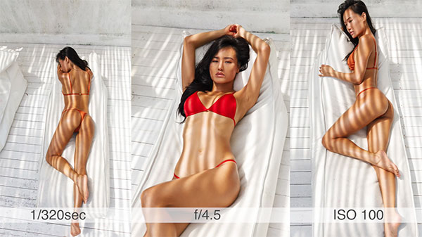 How to Use Light and Location to Capture Stunning Swimsuit Photos (VIDEO)