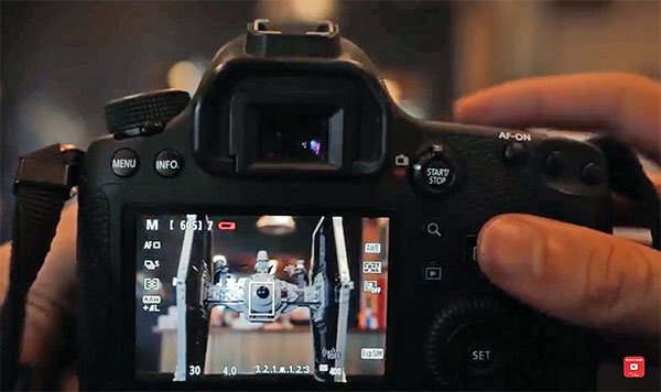 Quick Tip: How to Use Your Camera's Live View Mode to Get the Correct Exposure Every Time